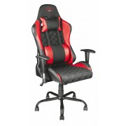 TRUST GXT 707R Resto Gaming Chair - red [22692] (на изплащане)