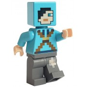 min067 Minifigurina LEGO Minecraft-Dragon Slayer min067