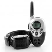 K9 II - Collier de dressage pour chien / Vibration / Choc electrique 3 niveaux / Telecommande / 1000m de portee
