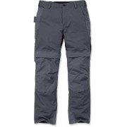 Carhartt Full Swing Steel Multi Pocket Pantalones Negro Gris 30