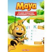 Maya de Bij Boek - Ik leer schrijven