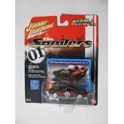Johnny Lightning The Spoilers '65 Ford Mustang Fastback 1:64 Burgundy #35