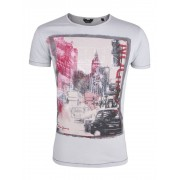 PEPE JEANS T-Shirt Pepe Jeans Madox Grey