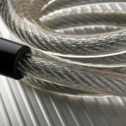 Cablu otel cu invelis PVC