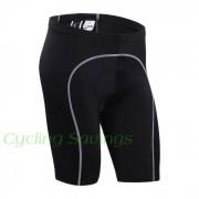 Cycling Box Athletic Black Shorts - XX-Large