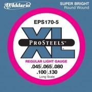 D'Addario EPS170-5 ProSteels