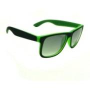 Mangal Brothers Rectangular Sunglasses(Green)