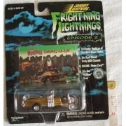 "Johnny Lightning Frightning Lightnings Episode 2 ""The Munsters Drag U La"" 1:64 Scale"
