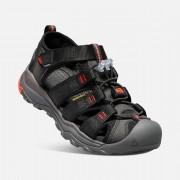 Keen Newport Neo H2 - Black/Firey Red - Sandales 3