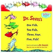 One Fish, Two Fish, Three, Four, Five Fish, Hardcover/Seuss