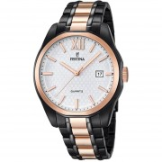 Reloj F16853/1 Blanco Festina Hombre Boyfriend Collection Festina