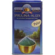Spirulina pulbere de alge Bio, 200g, Bio King