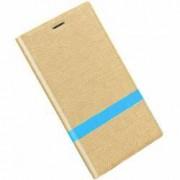 Husa PU Flip OEM Xiaomi Xiaomi Note 3 Pro gold