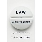 Law and Macroeconomics - Legal Remedies to Recessions (Listokin Yair)(Cartonat) (9780674976054)