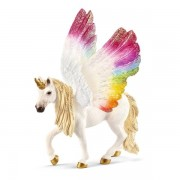 Schleich Bayala - Winged Rainbow Unicorn Figure