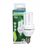 E14 8 W 840 Sylvania Mini-Lynx Fast-Start