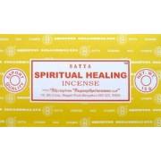 Betisoare parfumate Satya Spiritual Healing (Vindecarea spirituala)