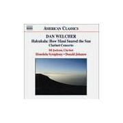 Dan Welcher ? Haleakala: How Maui Snared the Sun Clarinet Concerto (Importado)
