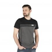IXS Team T-Shirt Svart-Grå