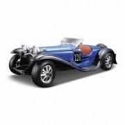 Bugatti Type 55 - albastru - Kit de asamblare - 1 24