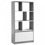 JYSK Boekenkast BILLUND wit/beton
