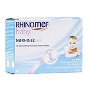 Rhinomer baby narhinel soft recargas descartáveis 8unidades - Rhinomer