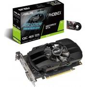 Asus Phoenix nVidia Geforce GTX1650 4GB GDDR5 PCI-e 3.0 Graphics card, HDMI, DP, DVI