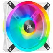 Corsair ventilátor QL Series QL120 RGB LED, 1x 120mm, bílá CO-9050103-WW