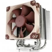 NOCTUA NH-U9S - Koeler voor processor - (voor: LGA1156, AM2, AM2+, AM3, AM4 (vanaf 2019), LGA1155, AM3+, LGA2011, FM1, FM2, LGA1150, FM2+, LGA2011-3, LGA1151) - aluminium en koper - 92 mm
