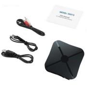 Rovtop 2 in 1 Stereo Bluetooth 4.2 Receiver & Transmitter - аудио трансмитер и рисийвър за безжично прехвърляне на аудио
