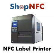 SATO CL4NX - Impresora de etiquetas NFC