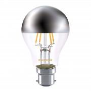 Stylvania B22 4W 827 LED half mirror bulb