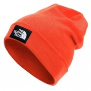 The North Face Dock Worker Recycled Beanie Röd
