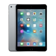 Apple iPad Mini 4 7.9'', 128GB, 2048 x 1536 Pixeles, iOS 9, WiFi, Bluetooth 4.2, Space Gray (Octubre 2015)