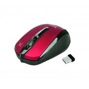 MOUSE OPTICO INALAMBRICO PERFECT CHOICE WO-310 ROJO USB