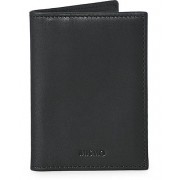 Mismo Leather Credit Card Wallet Black