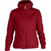 FjallRaven Stina Jacket - Deep Red - Freizeitjacken S