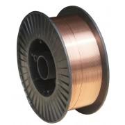 Sarma sudura SG2 GOLD, otel carbon, diametru 0.6mm, rola 5kg.