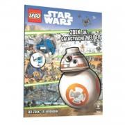 LEGO Star Wars zoek- en vindboek Zoek de galactische helden