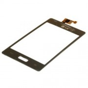 Touchscreen LG Optimus L5 E610 Negru
