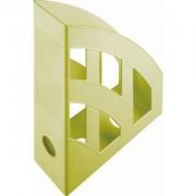 """helit innovative Büroprodukte GmbH """"helit """"""""the bridge"""""""" Stehsammler, DIN A4-C4, Der klassische Stehsammler in farbenfrohem Design für's Büro oder Zuhause, Farbe: grün"""""""