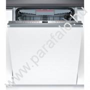 BOSCH SMV68MX04E Teljesen beépíthetõ mosogatógép