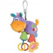 Детска Играчка за количка Хипопотамче, Play Gro, 076051