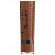 Bourjois Rouge Velvet Lipstick 2.4g (Various Shades) - Brownette