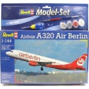 Macheta Revell Model Set Airbus A320 AirBerlin
