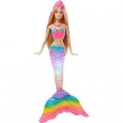 Mattel Barbie - Sirena Luces de arco iris