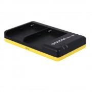 Patona Incarcator Rapid Dual USB pentru Sony NP-FM500H cu Cablu Micro USB