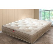 Sleep Softly Ltd £109 instead of £220 for a single supreme luxury wool sprung mattress, £169 for a double or £199 for a king from UKFurniture4U - save up to 50%