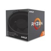 CPU AMD RYZEN 3 1300X S-AM4 65W 3.5GHZ (TURBO 3.7GHZ) CACHE 10MB 4 NUCLEOS/ VENTILADOR AMD WRAITH SEALTH SIN LED/ SIN GRAFICOS INTEGRADOS PC/GAMER