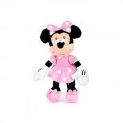 Disney Mickey Mouse pliš Minnie saten retro 30cm